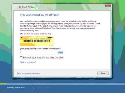 Dual Boot Windows Vista and XP