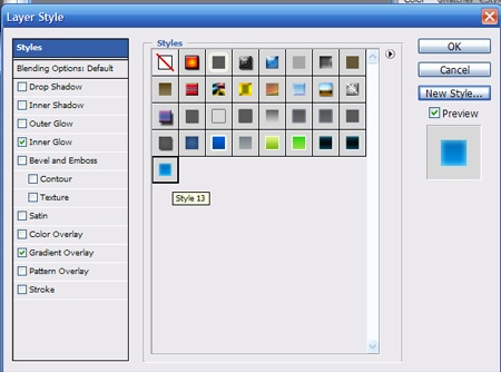 Photoshop Web Search Box Tutorial