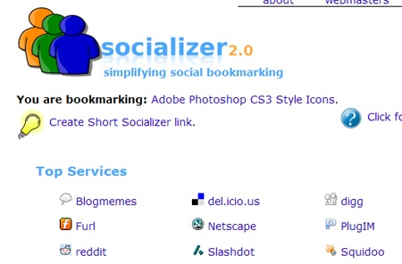 Generate Traffic with Ekstreme  Socializer Plugin