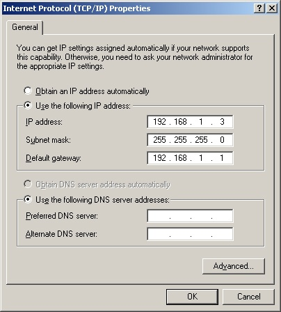 Windows TCP/IP Network Settings Explained