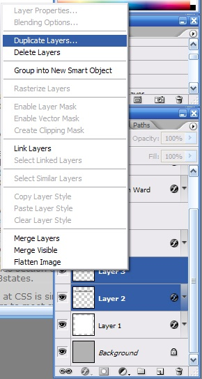 Photoshop Portfolio Layout Tutorial
