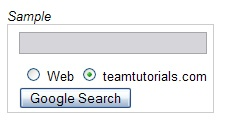 Replace WordPress Search With Google Search Box