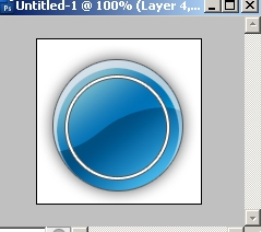 Blue Circle Button Tutorial