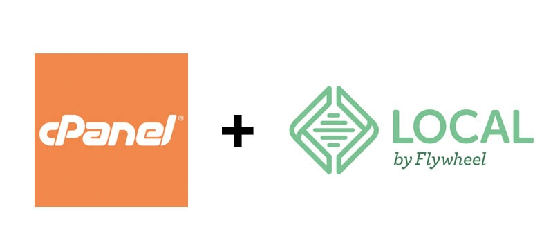 cpanel and local by flywheel